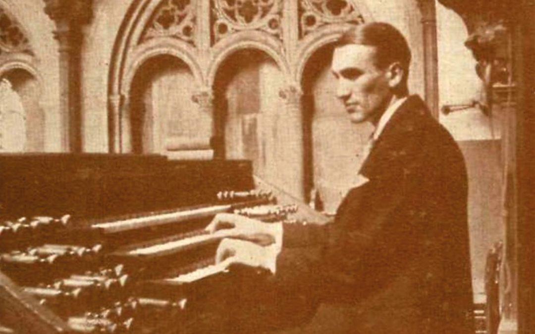 André Fleury (1903-1995) – The last organ symphonist, part 2:  his work