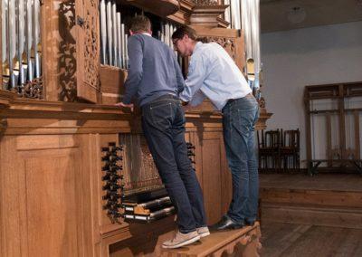 De orgeladviseur van de toekomst